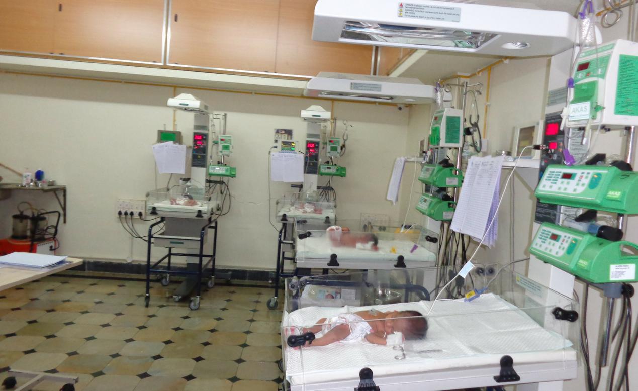 Amma Children Hospital - Neonatal intensive care unit (NICU)